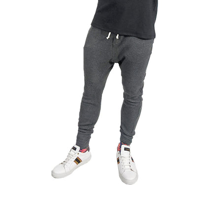 Gotstyle - Twenty Joggers Everest Thermal Knit Raw Edge Pant - Grey
