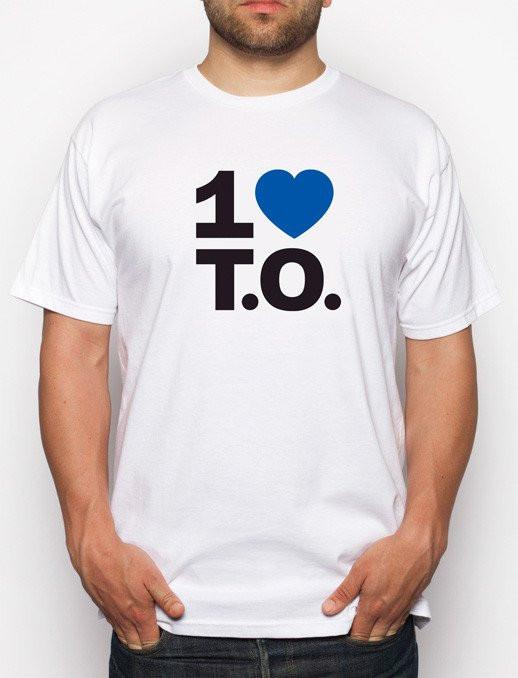 1 Love T.O. MS - Casual Tops - Tshirts 1 Love T.O. T-Shirt - Gotstyle The Menswear Store