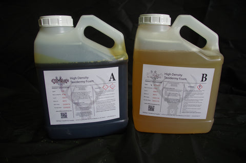 8 Pound Density - Two Part Polyurethane Liquid Pour Foam - Old Barn Inc