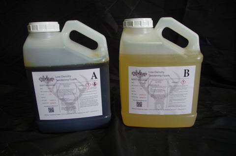3 Pound Density - Two Part Polyurethane Liquid Pour Foam - Old Barn Inc