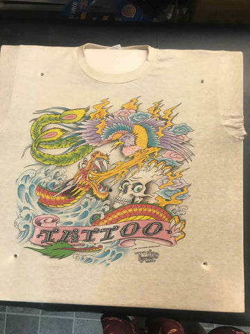 Vintage Tattoo Shirts from End of the Trail - JD Crowe