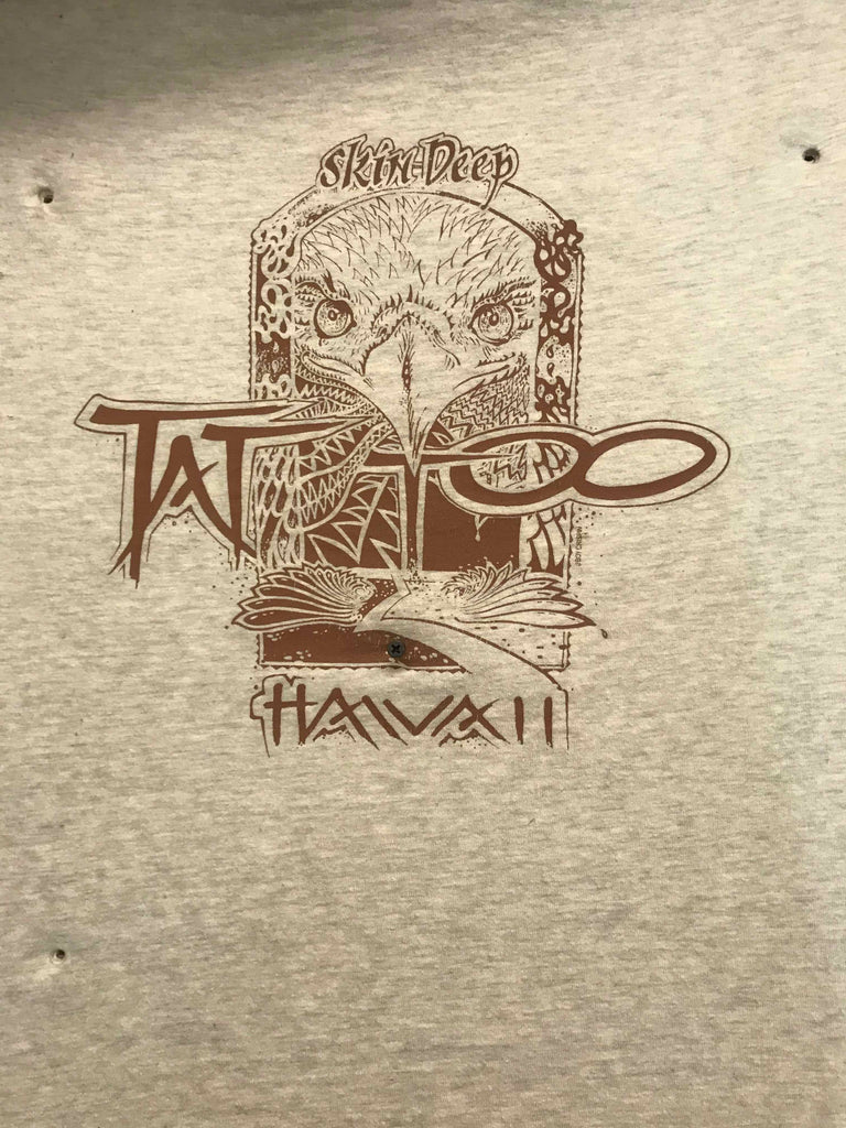 Vintage Tattoo Shirts from End of the Trail - Skin Deep, Hawaii