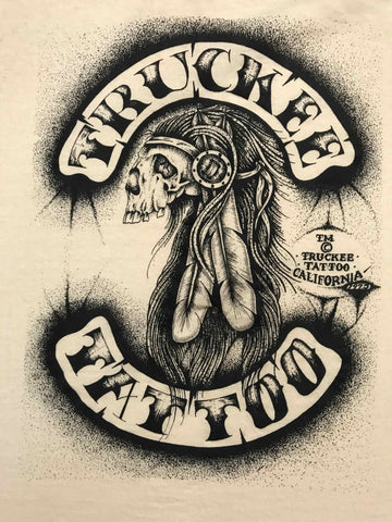 Vintage Tattoo Shirts from End of the Trail - Truckee Tattoo