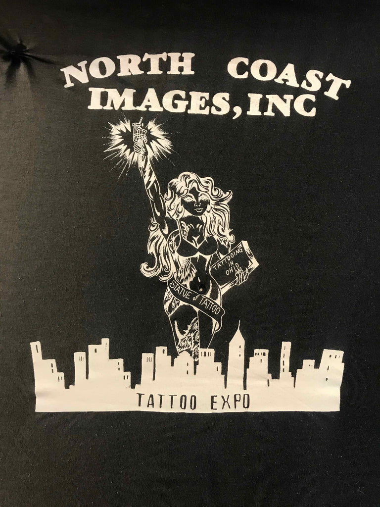 Vintage Tattoo Shirts from End of the Trail - North Coast Images Tattoo Expo