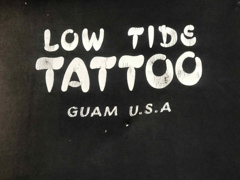 Vintage Tattoo Shirts from End of the Trail - Low Tide Tattoo Guam
