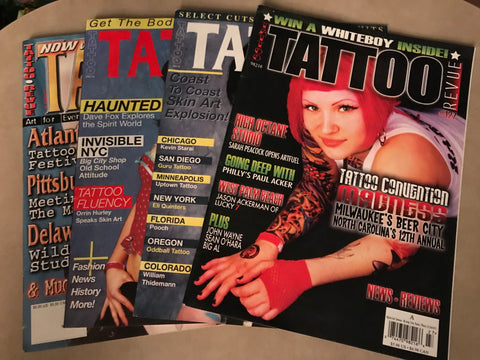 19. Tattoo Review 1999, 2006, 2007