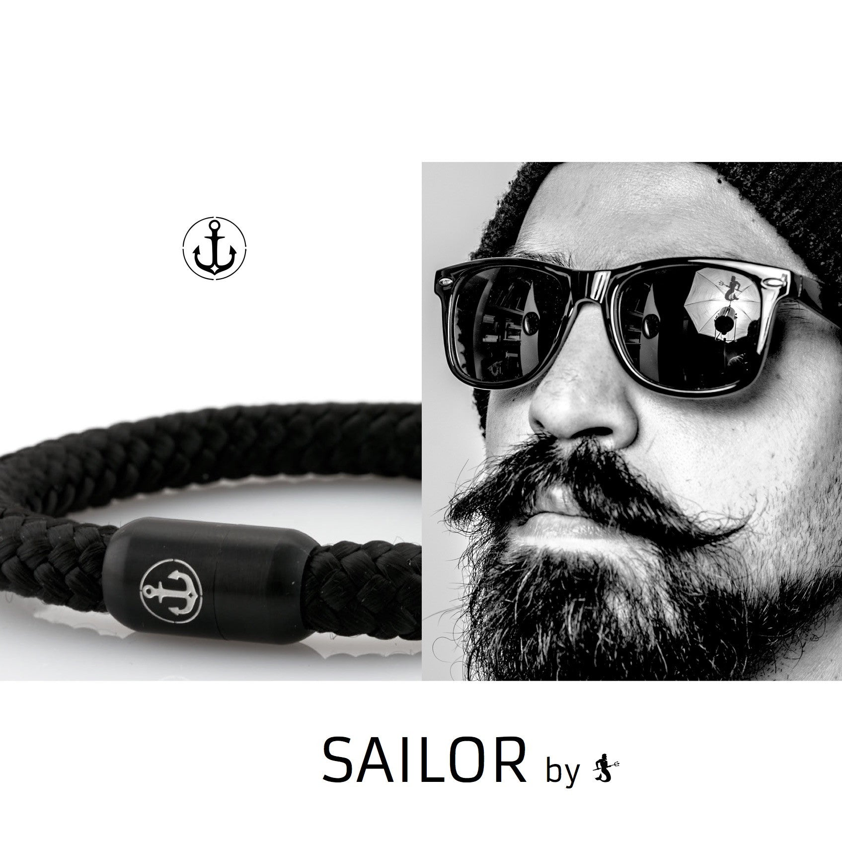 SAILOR Black Anchor is gone with the wind...