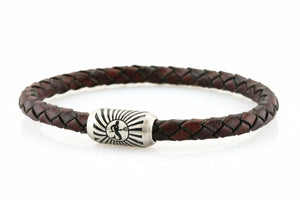 bracelet-man-Boatswain-6-Neptn-Leather-Neptn-Lux-Steel-Antic-Brown