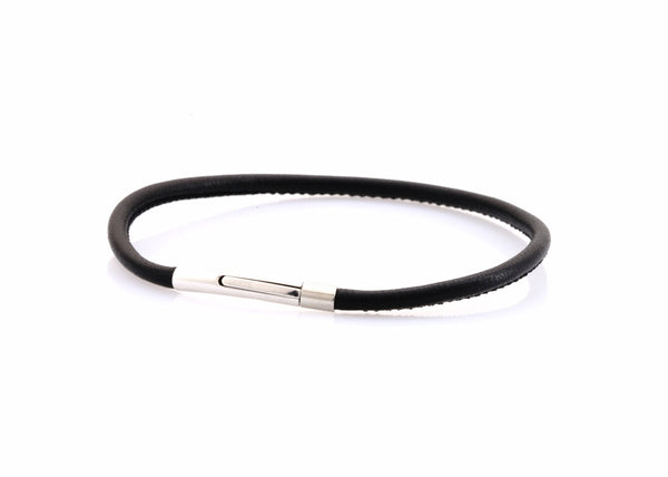 bracelet-woman-Venus-Neptn-Rhodium-3-black-single-nappa-leather