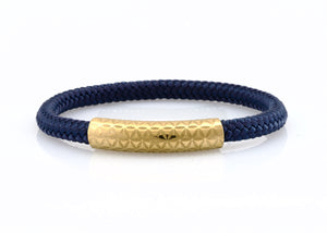neptn women bracelet MINERVA F.O.L. Gold single 6 ocean rope