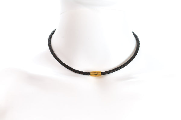 JUNO Anchor GOLD Choker 4 L - [product_color] - NEPTN