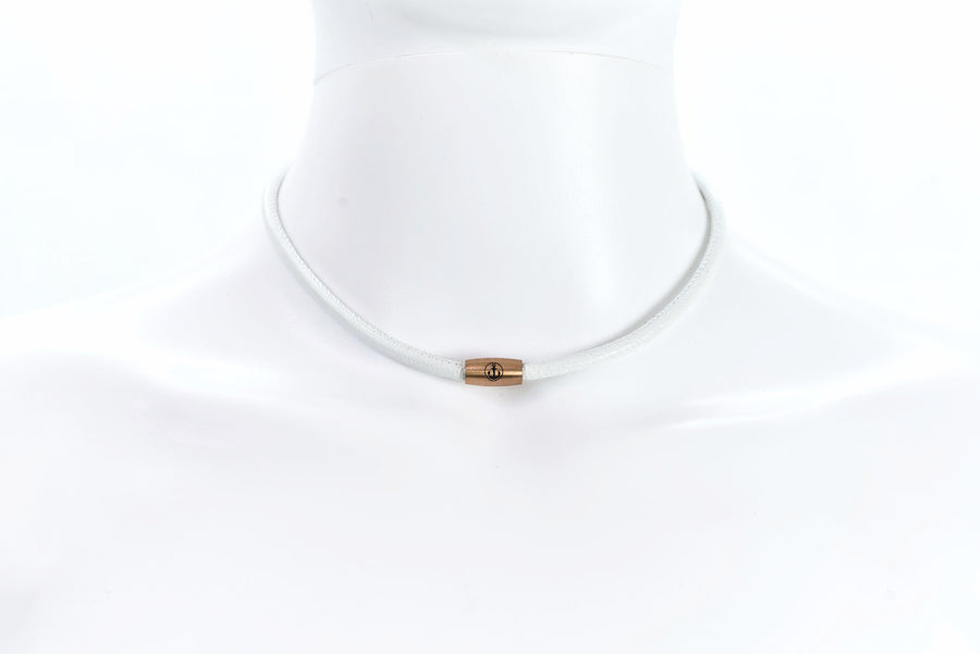 JUNO Anchor ROSEGOLD Choker 4 L - [product_color] - NEPTN