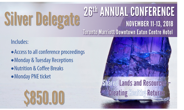 Delegate Options CAMA2018Toronto