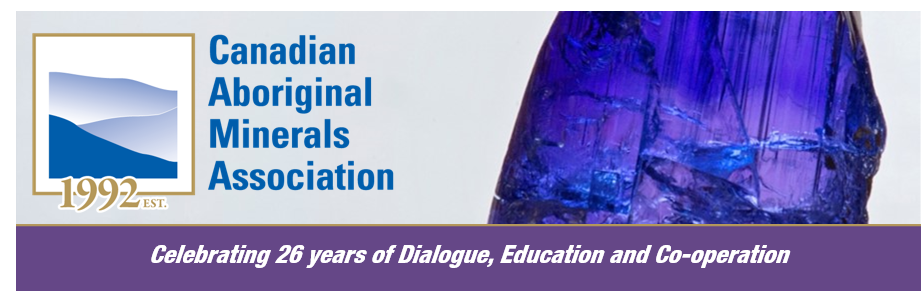 Canadian Aboriginal Minerals Association