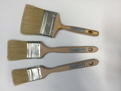 Madeline Flat Brushes