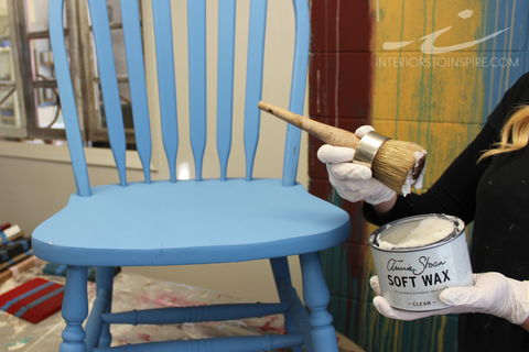 Wax On Wax Off How To Use Annie Sloan Soft Wax Interiors To Inspire