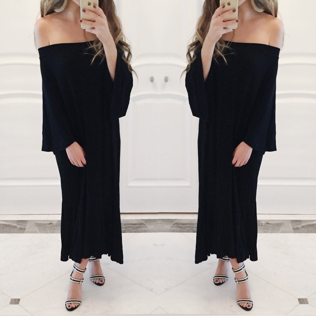 Camilla Off The Shoulder Dress