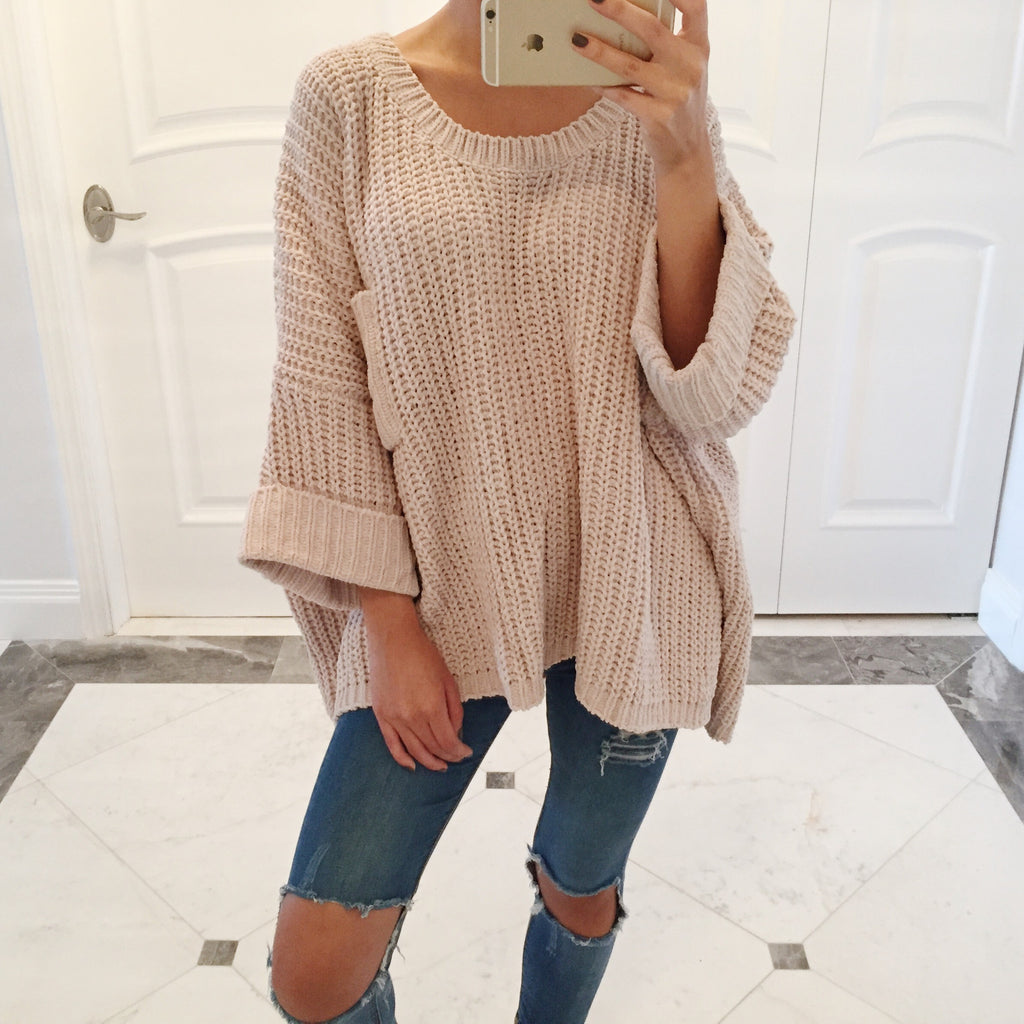 Georgia Oversized Sweater