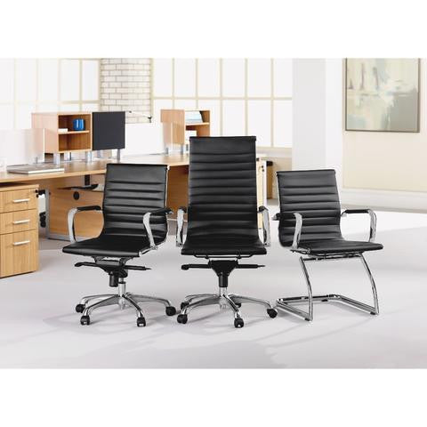 Check Out These Modern Chairs by Lorell!