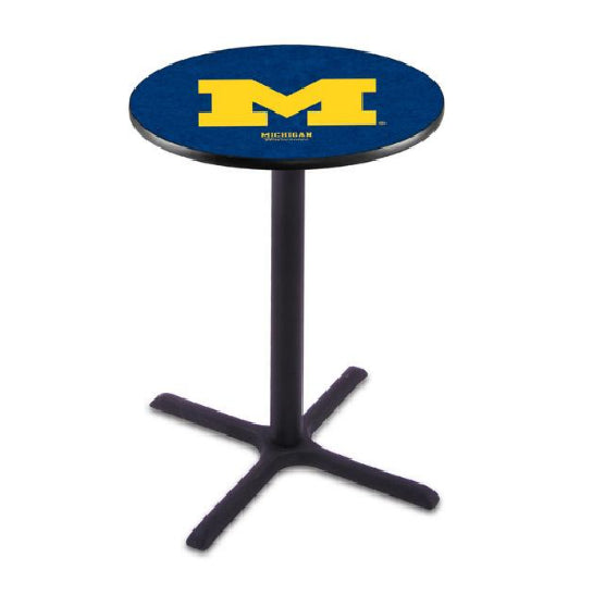 College Logo Pub Tables by Holland Bar Stool Co.