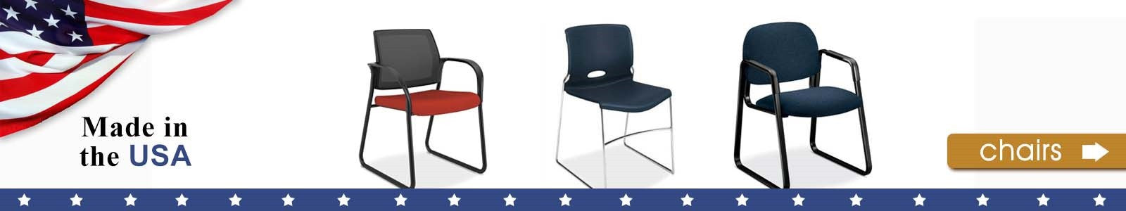 HON Seating Options Made in the USA