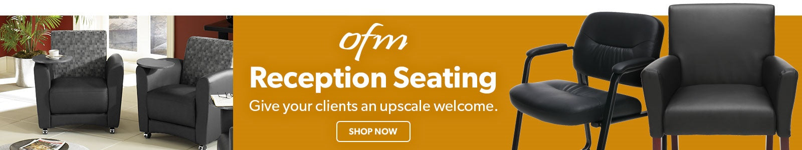 OFM Reception Seating Banner Image