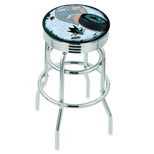 NHL Logo Bar Stools by Holland Barstool Company