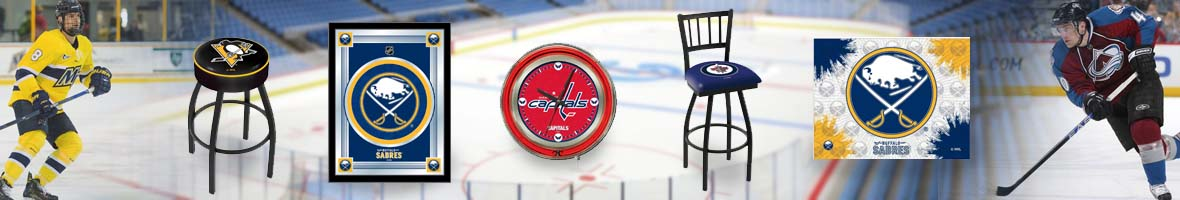 NHL Logo Furnishings by Holland Barstool