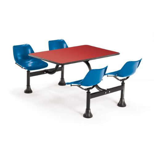 "OFM Cluster Table with Laminate top - 24"" x 48"" ; UPC: 845123010365"