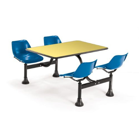 "OFM Cluster Table with Laminate top - 24"" x 48"" ; UPC: 845123010372"