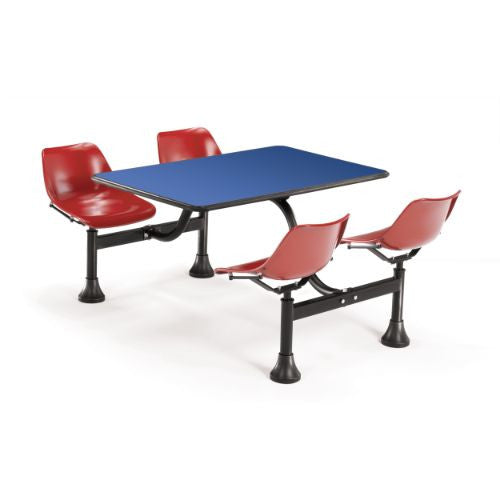 "OFM Cluster Table with Laminate top - 24"" x 48"" ; UPC: 845123010433"