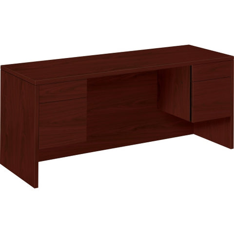HON 10500 Series Credenza with Kneespace ; Color: Mahogany; UPC: 631530101433