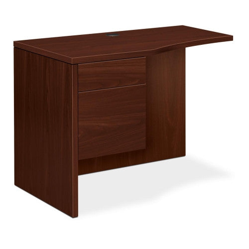 HON 10500 Series Curved Left Return HON105818LNN, Mahogany (UPC:641128070607)