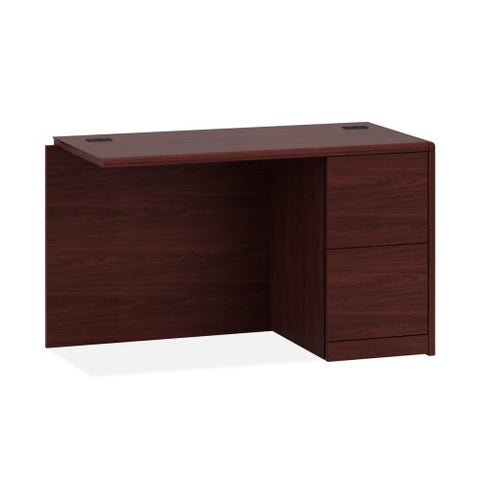 HON 10700 Series File/File Right Return HON10711RNN, Mahogany (UPC:641128882330)