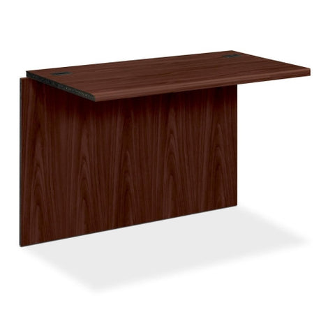 HON 10700 Series Desk Bridge HON10760NN, Mahogany (UPC:641128247788)