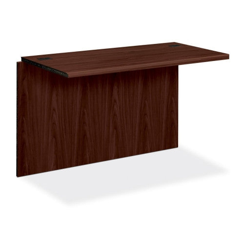 HON 10700 Series Desk Bridge HON10770NN, Mahogany (UPC:089192392872)