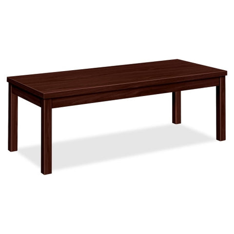 HON Reception Table HON80191NN, Mahogany (UPC:089191169277)