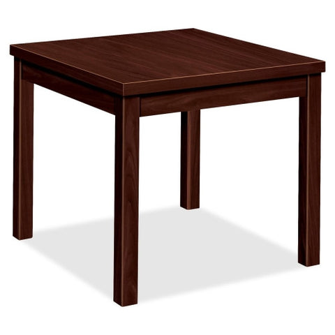 HON Reception Table HON80192NN, Mahogany (UPC:089191167297)