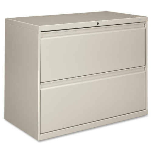 HON 800 Series Lateral File HON882LQ, Gray (UPC:089192143276)