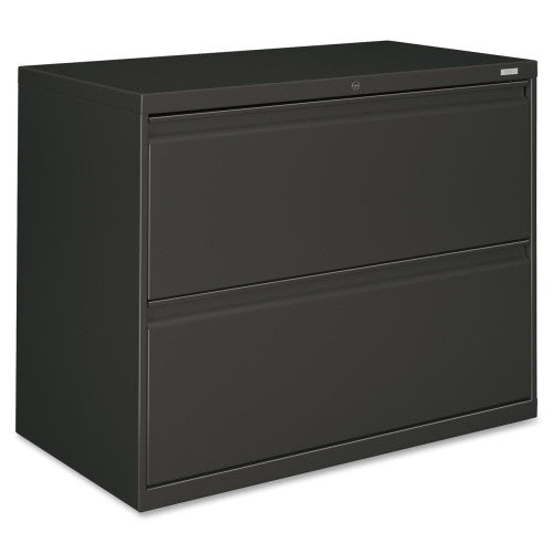 HON 800 Series Lateral File HON882LS, Black (UPC:089192851416)