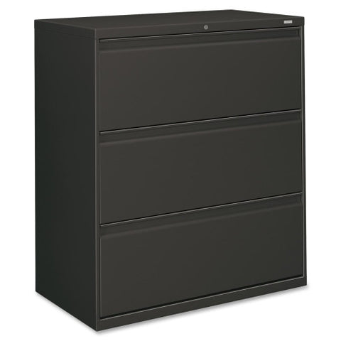 HON 800 Series Lateral File HON883LS, Black (UPC:089192854486)