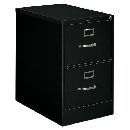 HON Vertical File HONH322CP, Black (UPC:089192806966)