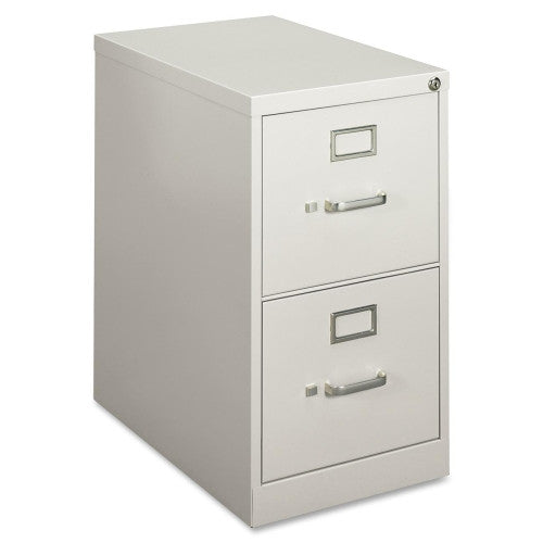 HON 410 Series Vertical File BSXH412PQ, Gray (UPC:089192030156)