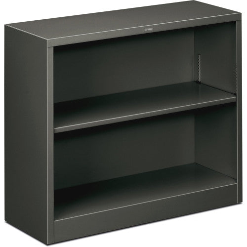 HON Metal Bookcase HONS30ABCS, Black (UPC:089192740543)