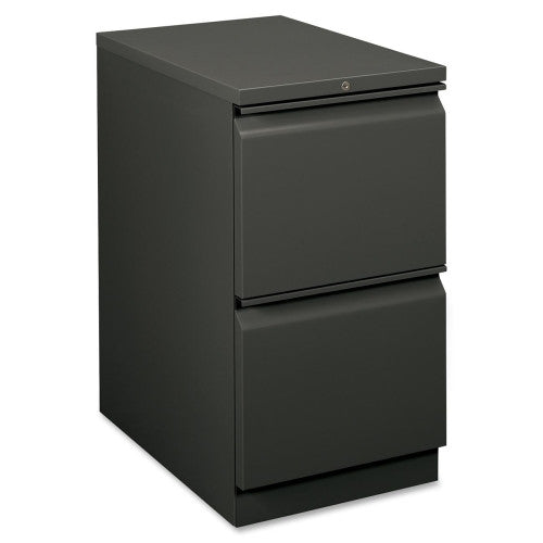 HON Flagship Mobile File/File Pedestal HON18823RS, Black (UPC:641128171458)