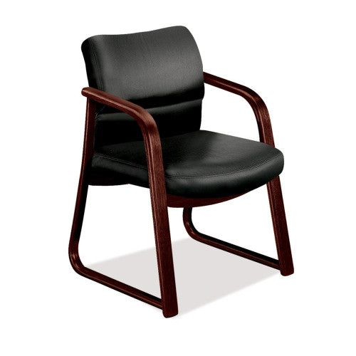 HON 2903 Sled Base Guest Arm Chair