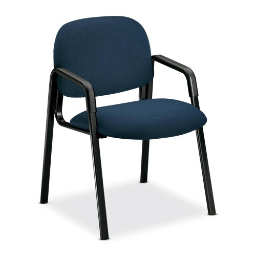 HON Solutions Seating 4003 Side-Arm Guest Chair HON4003AB90T, Blue (UPC:745123345668)