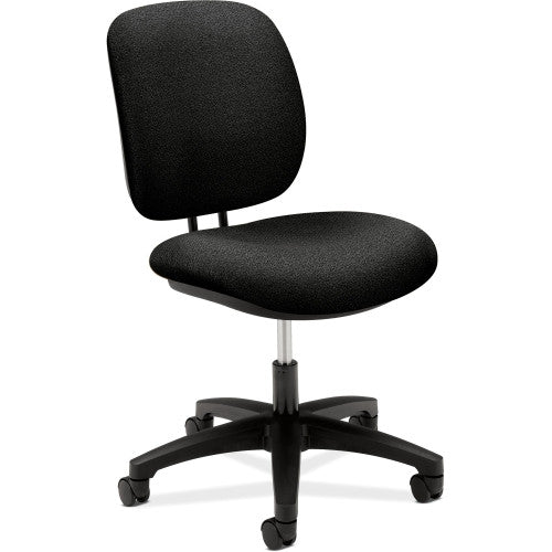 HON ComforTask 5901 Task Swivel Chair HON5901AB10T, Black (UPC:745123544252)