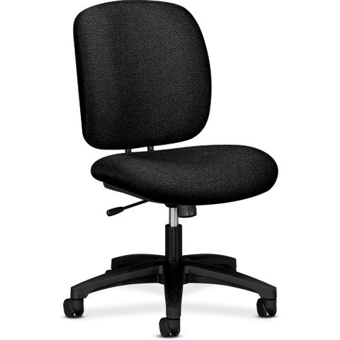 HON ComforTask 5902 Task Swivel Chair HON5902AB10T, Black (UPC:745123813051)