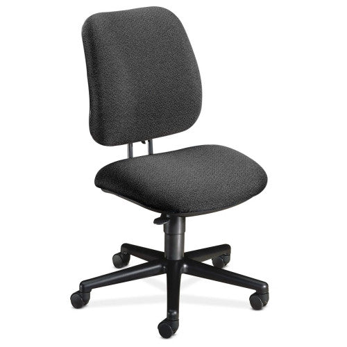HON 7701 Pneumatic Pro-Task Swivel Chair HON7701AB12T, Gray (UPC:745123351287)